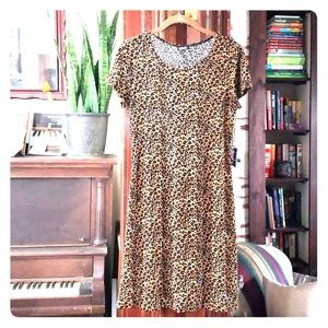 Essex Leopard Print dress
